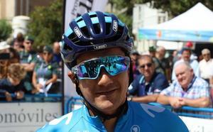 Carapaz: «Sosa es justo vencedor de etapa, ha sido mejor»