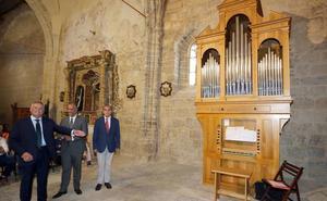Castrillo Mota de Judíos homenajeará al músico Antonio de Cabezón con cursos y ciclos de órgano