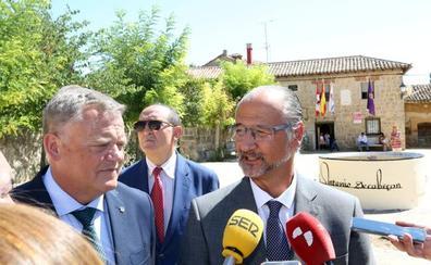 Luis Fuentes insiste en que utilizará el apartamento de las Cortes «cuando sea necesario por agenda»