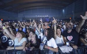 Ebrovisión enfila hacia un nuevo 'sold out'