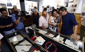 La exposición sobre Gregorio Solabarrieta de Miranda recibe más de 3.000 visitantes