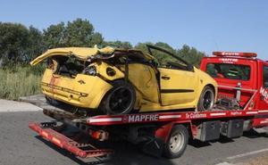 El contraanálisis del conductor del accidente mortal de Galisancho confirma el consumo de drogas y alcohol