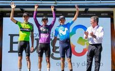 Clasificaciones definitivas de la Vuelta a Burgos