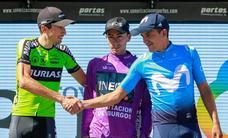 Óscar Rodríguez:«Llego mejor que lo que pensaba a la Vuelta»
