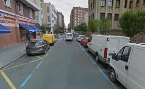 Los tramos de las calles Ramón y Cajal y San Agustín de Miranda de Ebro, cerrados al tráfico los días 19 y 20