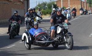 Castrillo de la Vega acoge el próximo fin de semana la XIV edición de la 'Motoabuelada'