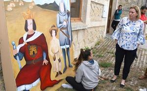Blanco valora los campos de voluntariado como mecanismos para potenciar el patrimonio cultural del medio rural