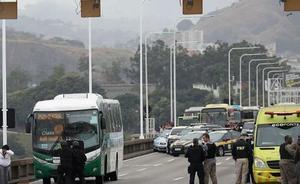 La Policía abate a tiros al secuestrador de Río de Janeiro y libera a los rehenes