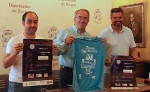 La carrera nocturna de Villadiego estrena una clasificación por equipos mixtos