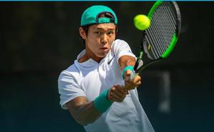 Lee Duck-hee, el tenista sordo que hace ruido