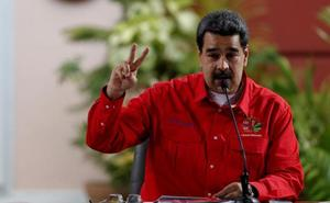 Maduro confirma meses de contactos con la Casa Blanca bajo su autorización