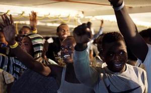 El Open Arms abandona Lampedusa para dirigirse a un puerto de Sicilia