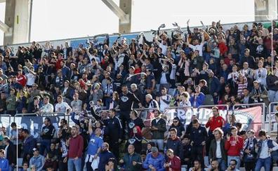 La Real Sociedad B ha puesto a disposición del Burgos 500 entradas nominales a 10 euros