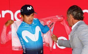 Movistar confirma que finalmente Carapaz no participará en la Vuelta