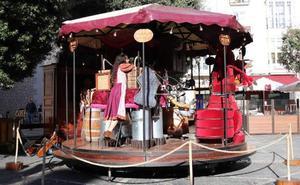 20 compañías participarán del 13 al 15 de septiembre en el Festival Enclave de Calle de Burgos