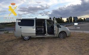 Investigado por cuadruplicar la tasa de alcoholemia tras sufrir un accidente de circulación en Burgos