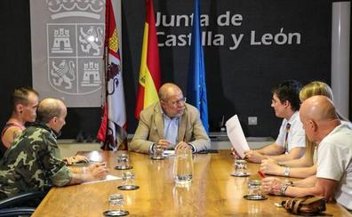 Igea asegura que CyL «no puede ser menos en derechos» y garantiza una ley de Diversidad Sexual para esta legislatura