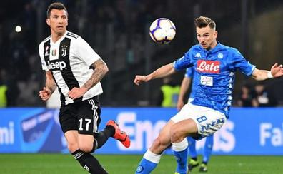 Todos contra la nueva Juventus