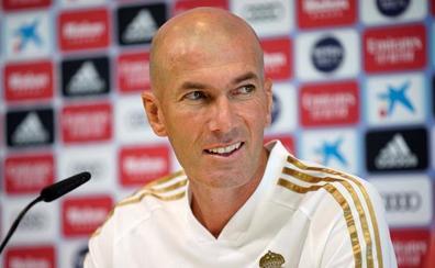 Zidane: «No me imagino al equipo sin Keylor Navas, no contemplo su salida»