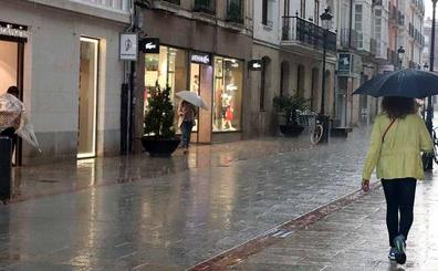 La alerta amarilla por tormentas en Burgos evoluciona a naranja