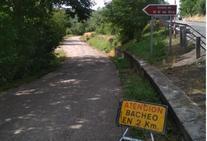 CC OO insta a la Diputación a prestar de nuevo el servicio directo a los pueblos en el arreglo de caminos rurales