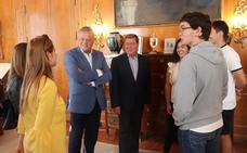 Cinco jóvenes realizarán prácticas formativas en Italia gracias al programa Burgos In Motion