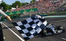 La Fórmula 1 presenta un calendario de récord con 22 carreras para 2020