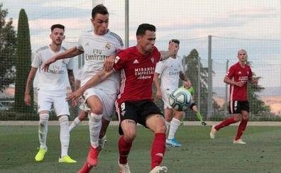 El Mirandés viaja a Soria para intentar sumar su primera victoria