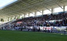 El nuevo proyecto del Burgos CF afronta el primer examen del año ante su afición