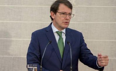 Fernández Mañueco reconoce el ejercicio de transparencia de Igea y desvincula la denuncia de labor en el Gobierno