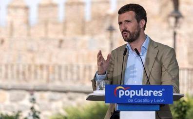 Casado se ve en la Moncloa si se convocan nuevas elecciones el 10 de noviembre