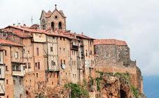 Tres localizaciones en el Valle de Tobalina, Monte Santiago y Frías serán escenarios de la serie El Cid