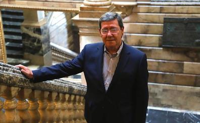 César Rico: «El debate sobre la capital efectiva de Castilla y León es desafortunado y absurdo»