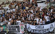 Disponibles 600 entradas para la visita del Burgos CF al campo de El Haro
