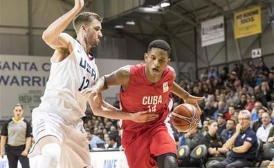El cubano Jasiel Rivero jugará en el San Pablo Burgos