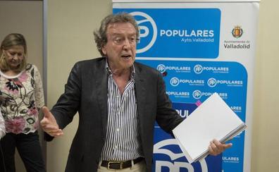 De Santiago-Juárez arremete contra su partido para defender su tesis de la capitalidad de Valladolid