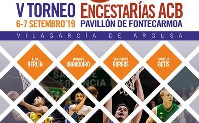 El Torneo EncestaRías ACB, primer objetivo de la pretemporada del San Pablo Burgos