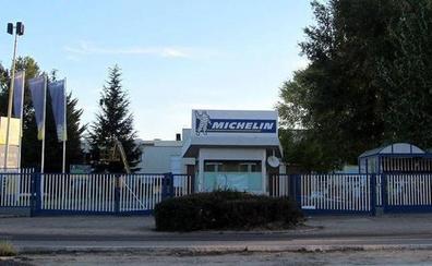 Michelin prevé reducir su producción en Aranda de Duero un 3% este año