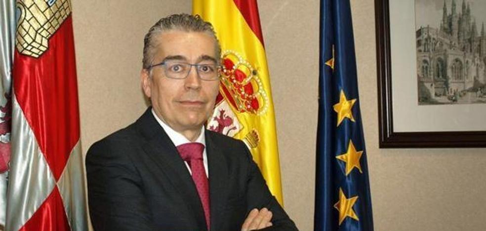 El ex subdelegado de Gobierno Roberto Saiz sustituirá a Fernández Mardomingo al frente de la Junta en Burgos