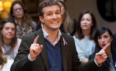 La mochila de la corrupción lastra el despegue de Pablo Casado
