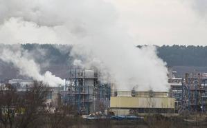 La industria burgalesa lidera el consumo de electricidad en Castilla y León