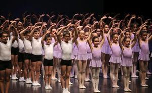 Abierto hasta este martes el plazo de inscripción para la prueba de acceso a la Escuela de Danza de CyL