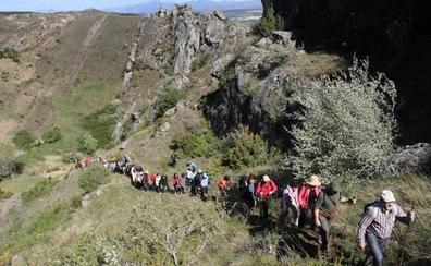 La Asociación de Libreros organiza una ruta literaria para descubrir el Geoparque de Las Loras