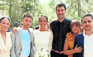 Melendi y Julia se casaron