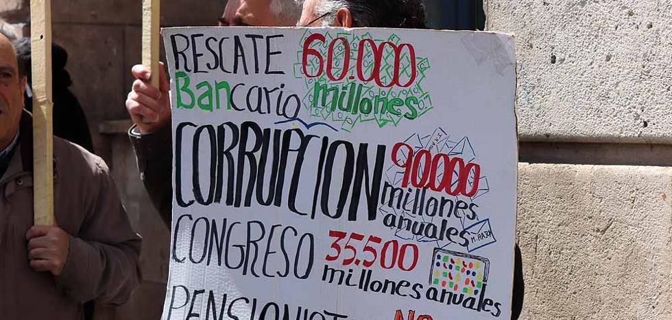 Burgos tiene 1,82 trabajadores cotizantes por cada pensionista