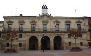 Este miércoles comienza la siembra de césped en el Parque El Crucero de Miranda de Ebro