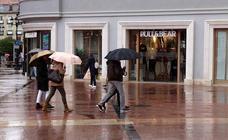 La lluvia ha regresado a Burgos con septiembre
