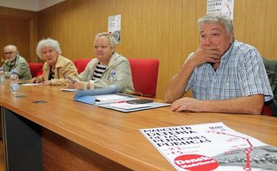 Burgos prepara su apoyo a los pensionistas 'andarines' que irán desde Bilbao a Madrid para exigir unas retribuciones dignas