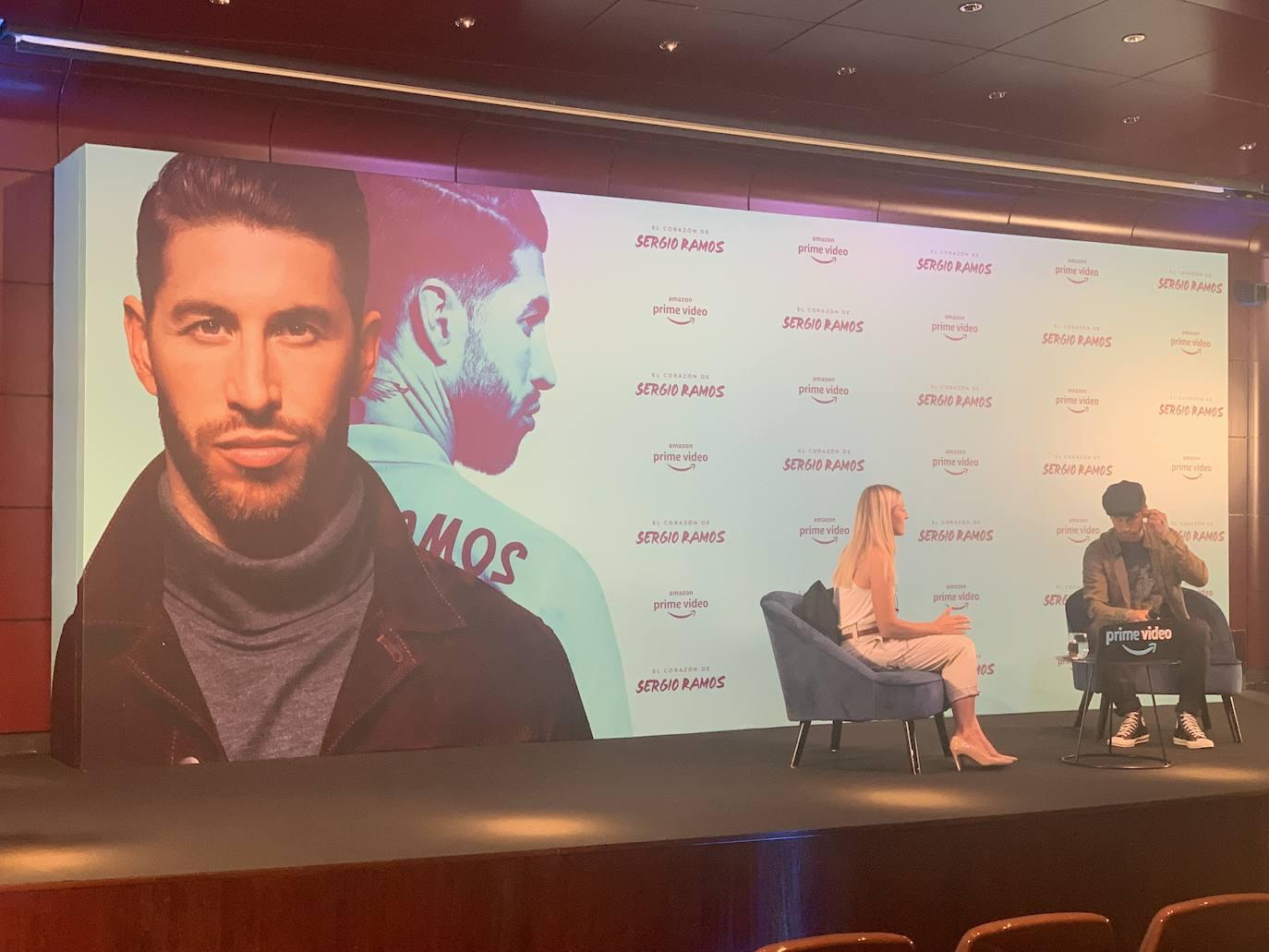 Ramos: «Mi quinta Champions sería una locura»