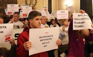 PP y Cs 'imponen' su relación de trabajadores de la Diputación sin el apoyo de empleados y socialistas